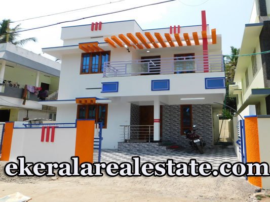 49 Lakhs 3 Cents 3 bhk new house sale in Kodunganoor  trivandrum