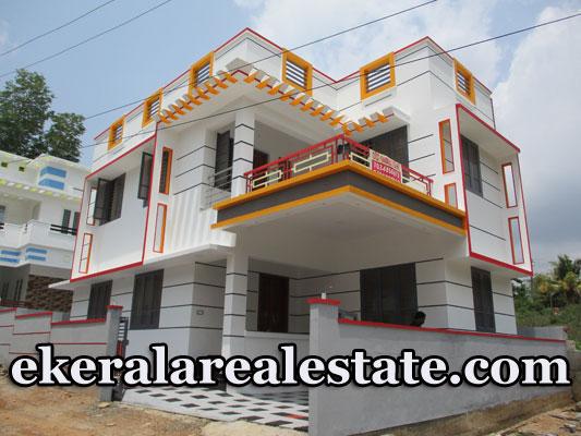 3 cents 1350 sqft New House For Sale in Perukavu Thirumala
