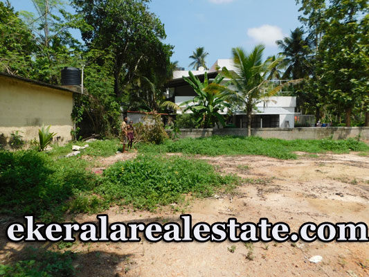 House Plot For Sale at Chanthavila Near Kazhakuttam
