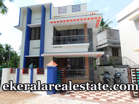 Mangattukadavu 3.5 Cents 1500 Sq Ft New House For Sale