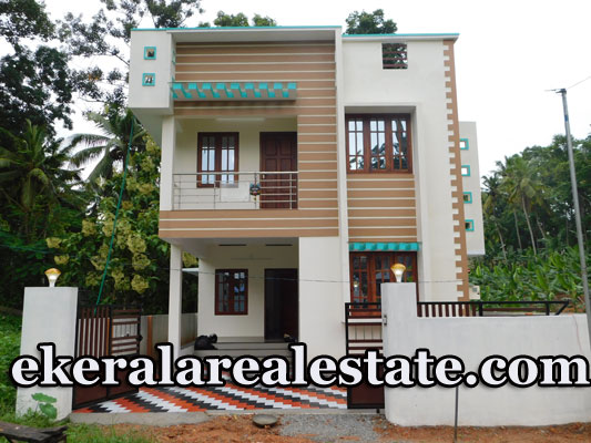 4 BHK New attractive House For Sale Near Nedumangad