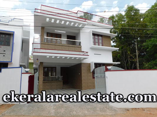 2000 sq ft independent New House For Sale at Thachottukavu
