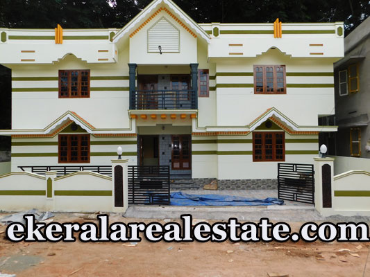 52 lakhs new attractive house for sale Near Thirumala Trivandrum