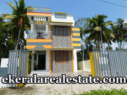 Manacaud Konchiravila 60 Lakhs  new attractive house for sale
