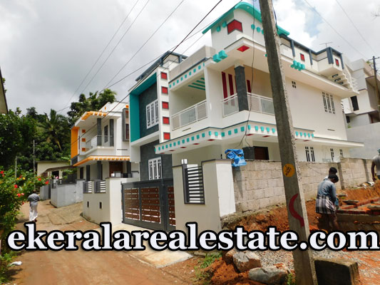52 lakhs super new house sale near Thirumala Trivandrum