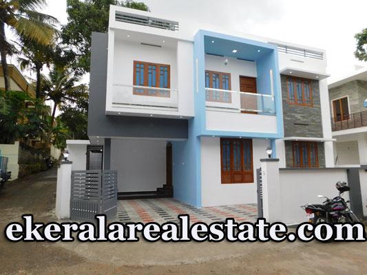 4 BHK New House For Sale at Njalikonam Mudavanmugal Trivandrum