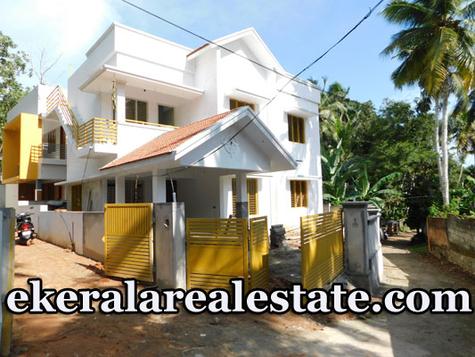 66 lakhs new attractive house for sale at Vellayani Trivandrum