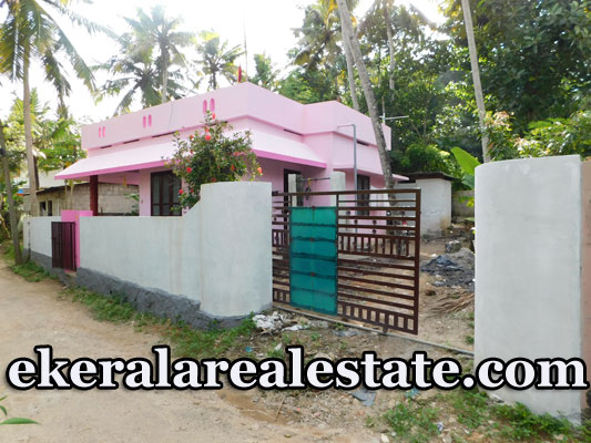 6 cents 700 sq ft low budget House for sale at Chirayinkeezhu