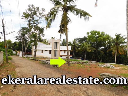 Lorry Access house plots for sale near Karyavattom Trivandrum
