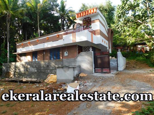 900 sq ft new attractive house for urgent sale at Vellaikadavu Vattiyoorkavu