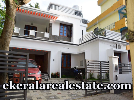2400 sqft New House For Sale at Pulayanarkotta near Ulloor