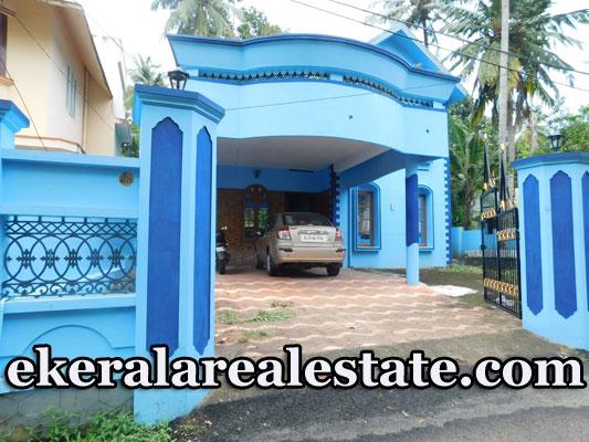 Kudappanakunnu 9 cents 3000 sqft House For Sale price 2 crore