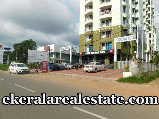 Kazhakkoottam Trivandrum Furnished 1680 sqft Flat For Sale
