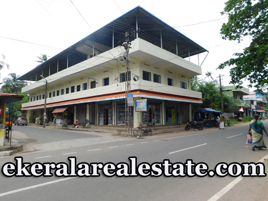 Chirayinkeezhu 3500 sq ft Commercial Building For Sale price below 85 lakhs