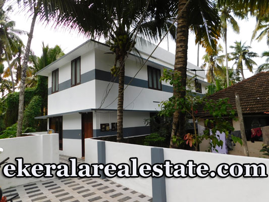 2000 Sqft 4 BHK House For Sale in Kamaleswaram Manacaud