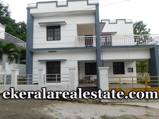 63 lakhs new Semi Furnished Villa For Sale at Sreekariyam
