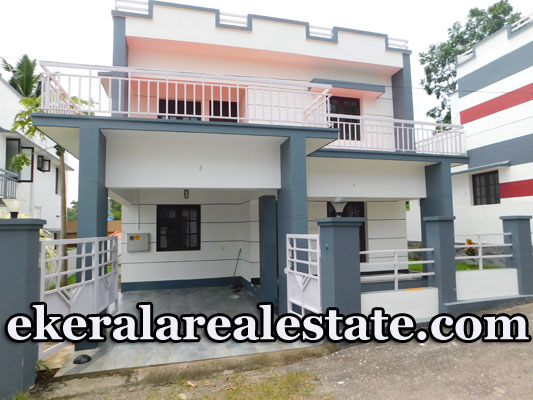 Ready To Occupy 3 BHK Vastu based villa For Sale at Pothencode