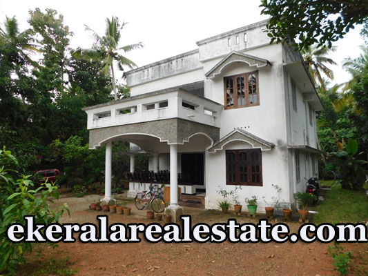35 cents land and house for sale in Varkala Trivandrum