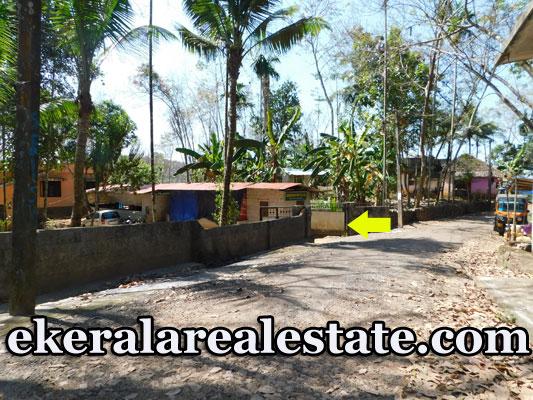 Rubber Land and Farm House for sale at Vamanapuram Venjaramoodu