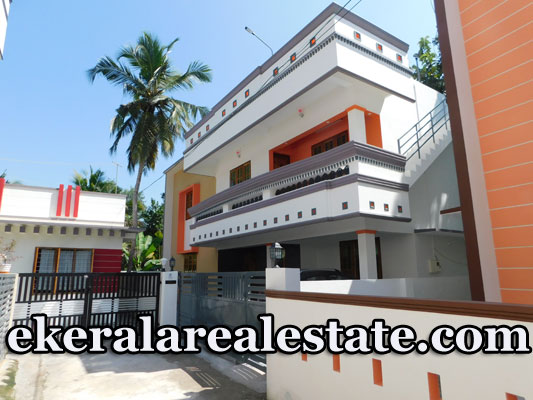 Ready to Occupy 2000 sqft New House for Sale at Thachottukavu