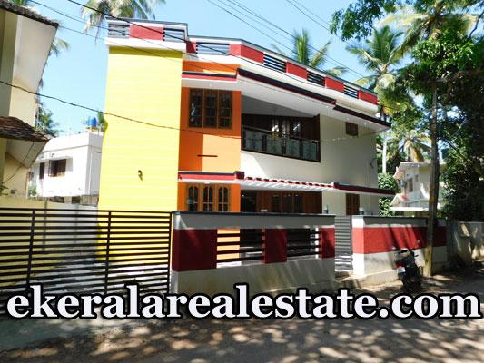 Contemporary Designed 2000 sqft House for Sale at Sreekaryam