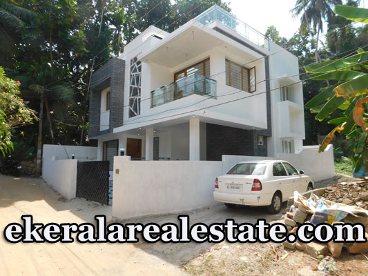 3 BHK House for Sale at Poojappura