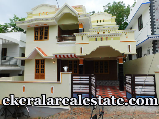 1750 sq ft New House For Sale at Kollamkonam Peyad below 58 lakhs