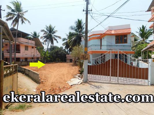 Vellayambalam Trivandrum 6.75 cents House Plot For Sale