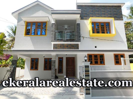5 BHK House For Sale at Valiyavila near thirumala Trivandrum