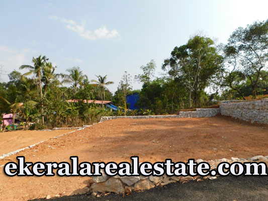 10 cent residential plot sale at Poikamukku Venjaramoodu