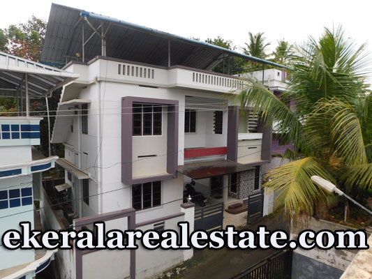 Thachottukavu 3.10 cents 1500 sqft House For sale 59 lakhs